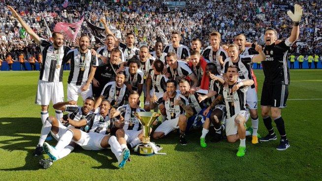 Juventus Campeón de la Serie A y va por el Triplete
