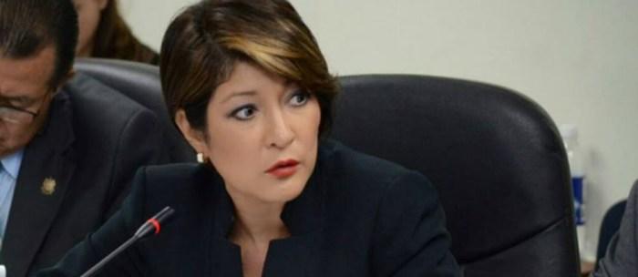 Karla Hernández solicita reformas a la Ley de Extinción de Dominio por Caso de Flores
