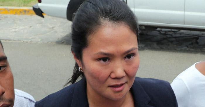 Hija del ex mandatario Alberto Fujimori fue detenida por lavado de activos