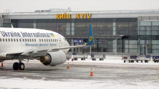 Nuevo ciberataque causa estragos en aeropuerto de Ucrania