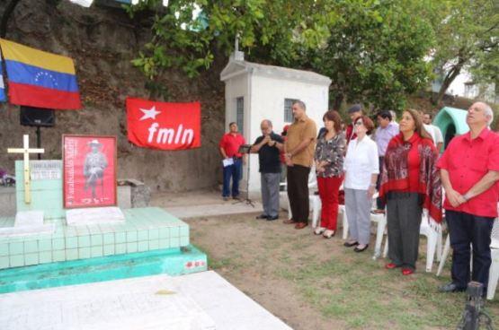 124 años del natalicio de Agustín Farabundo Martí