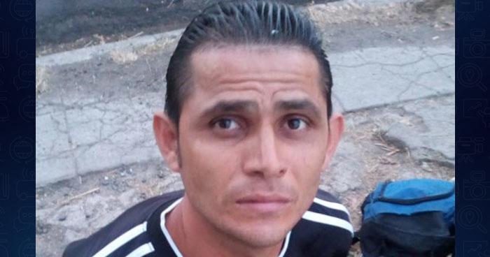 Arrestan a ladrón que operaba en la parada de buses El Trébol, Antiguo Cuscatlán