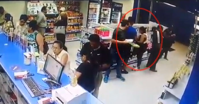 Captan en video a banda de ladrones que operan en San Marcos y San Jacinto
