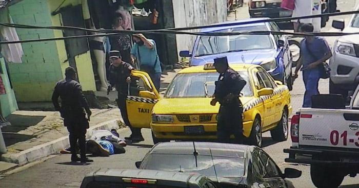 Ladrones fueron ubicados por medio de cámaras de videovigilancia