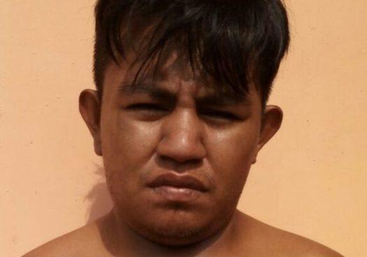 Capturan a pandillero con 125 porciones de droga en Quezaltepeque