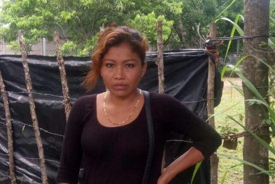 Capturan a mujer que llevaba droga dentro de una bolsa en frontera Las Chinamas