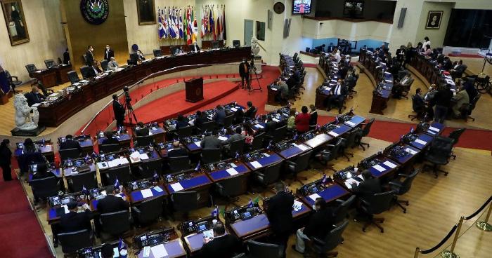 Asamblea Legislativa aprueba Ley Especial Transitoria, presidente Bukele anuncio que la vetará