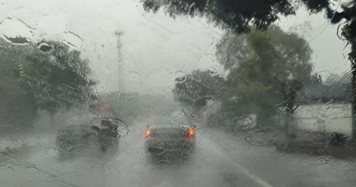 Probabilidad de lluvias aisladas con énfasis en la franja central y norte del país
