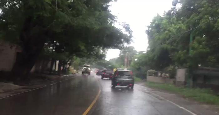 Onda Tropical podría generar algunas lluvias con énfasis en la zona occidental del país