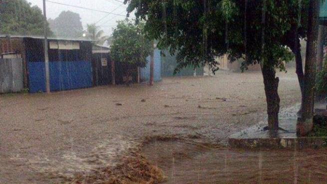 Tormenta tropical Nate continuará influenciando lluvias en todo el territorio salvadoreño