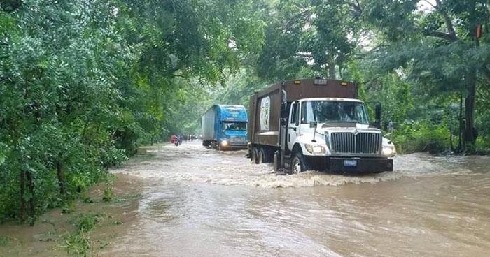 Protección Civil emite advertencia por lluvias tipo temporal