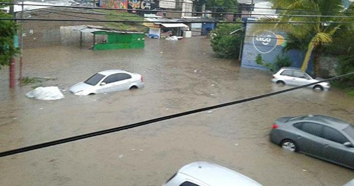 Emiten aviso por lluvias que generará el paso de una Onda Tropical sobre el país