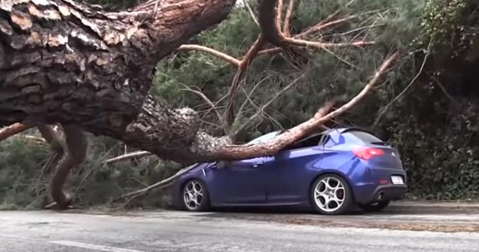 Fuerte tormenta sacude el norte de Italia dejando varios muertos