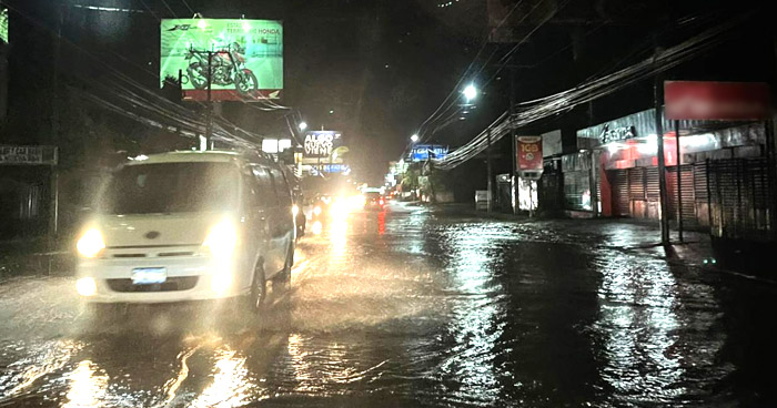Protección Civil emite aviso por incremento de lluvias en todo el territorio nacional