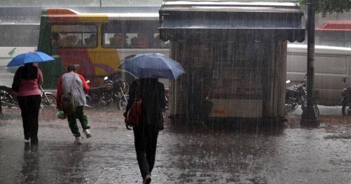 Emiten Alerta Amarilla por lluvias tipo temporal previstas para el fin de semana