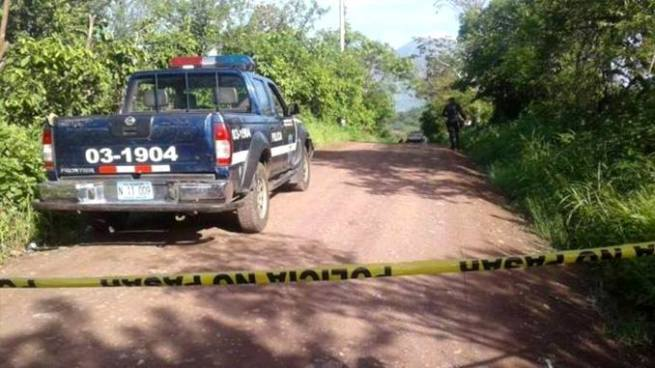 Encuentran cadáver de un joven atado de manos y pies en San Miguel
