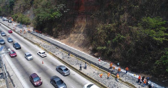 A partir de hoy se modificara el horario de circulación en la carretera Los Chorros