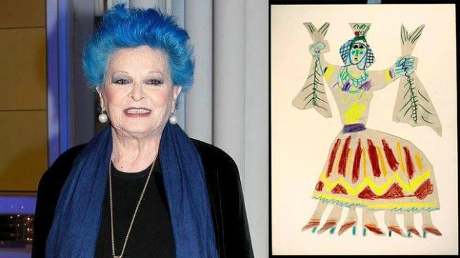 Lucía Bosé podría pasar hasta 2 años en prisión tras subastar un dibujo de Picasso