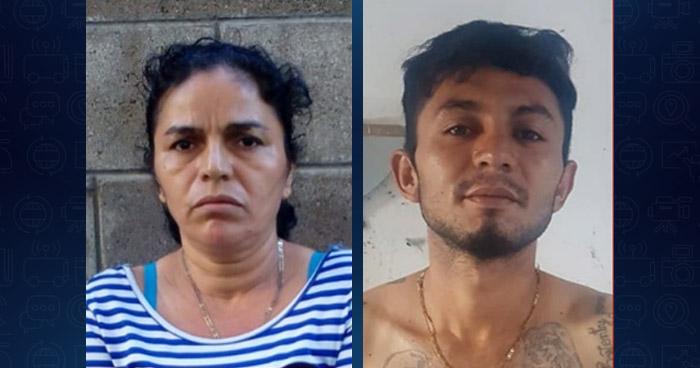 Madre e hijo capturados por privar de libertad y violar a una menor de edad extranjera