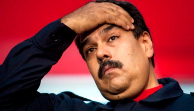 Ordenan prisión preventiva contra el presidente de Venezuela, Nicolás Maduro