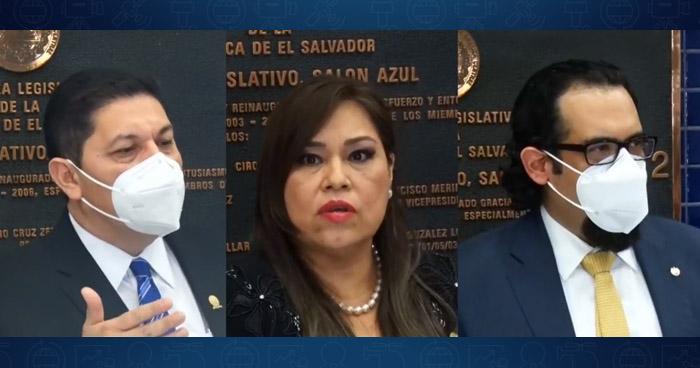 Eligen a nuevos magistrados de la Corte de Cuentas de la República