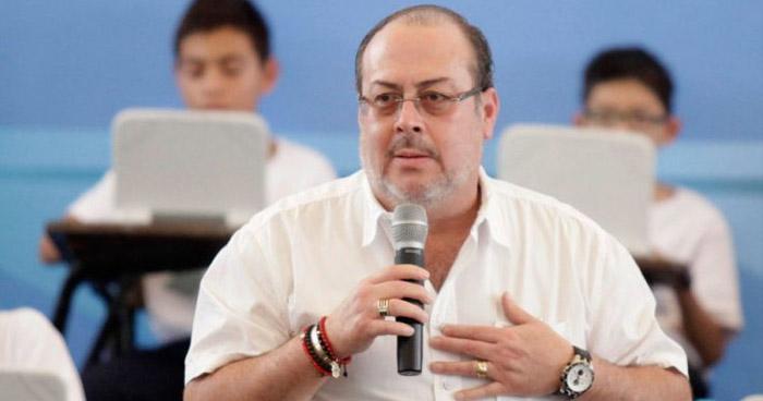 Marco Fortín, exPresidente de ANDA, fue contratado como asesor de la Secretaría Técnica de la Presidencia