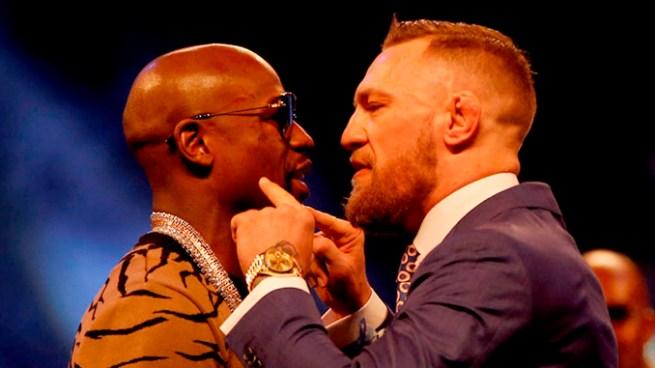 Horario y dónde ver esta noche en televisión la pelea del siglo entre Floyd Mayweather y Conor McGregor