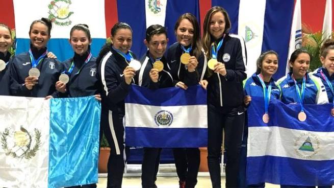 El Salvador consigue su 23ª medalla de oro en los Juegos Centroamericanos de Managua 2017