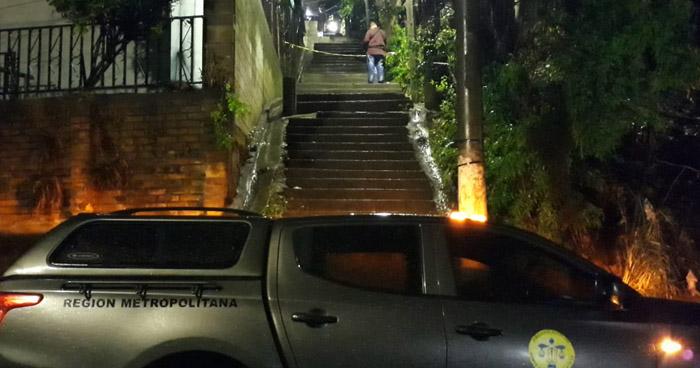 Pandilleros matan a balazos a un hombre en Mejicanos