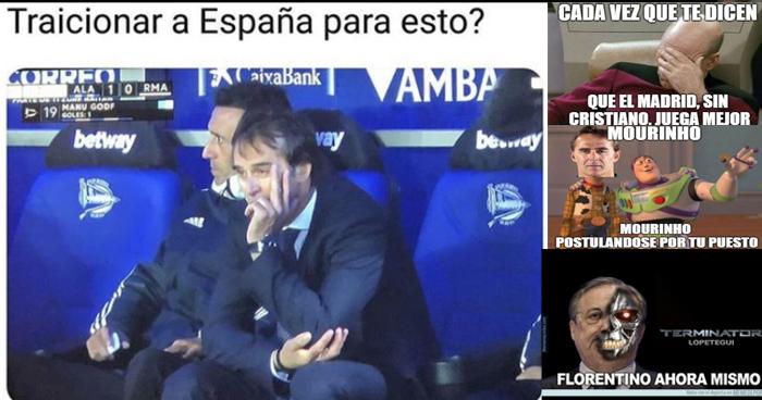 Los MEMES que dejo la derrota del Real Madrid frente al Alavés