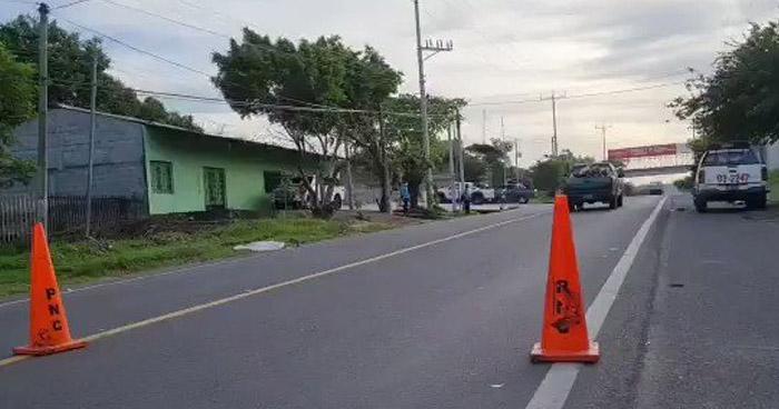 Niño de 12 años muere al ser atropellado en carretera Ruta Militar