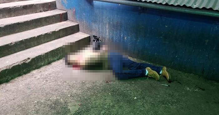 Asesinan a hombre en Mercado Central de San Salvador