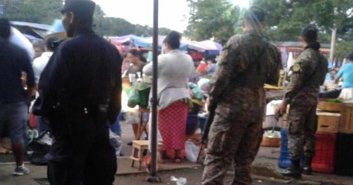 Hombre asesinado en Mercado Central se dedicaba a robar