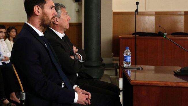 Tribunal Supremo condeno a 21 meses a Lionel Messi por fraude fiscal