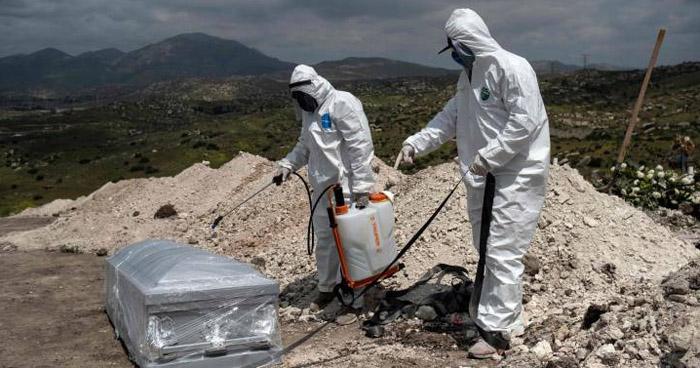 México supera a India en número de muertes por COVID-19
