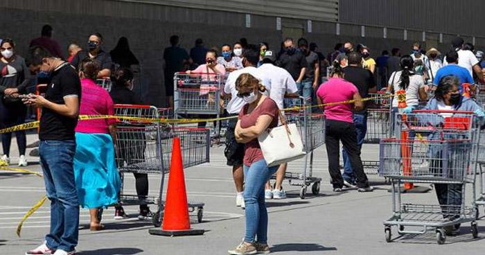 Más de 30.600 personas han muerto por COVID-19 en México