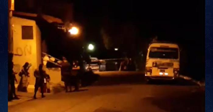 Pandilleros matan a motorista de microbus de la ruta 33B en calle a San Roque, Mejicanos