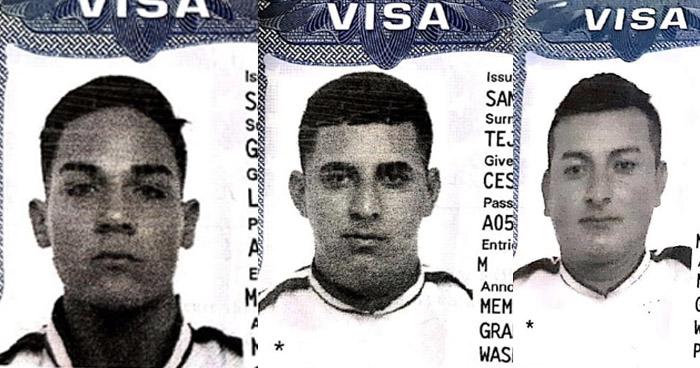 3 supuestos miembros de la Banda que viajaron a California aún no regresan al país