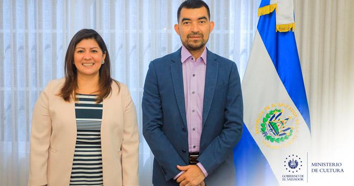 Juramentan a los nuevos funcionarios a cargo del Ministerio de Cultura