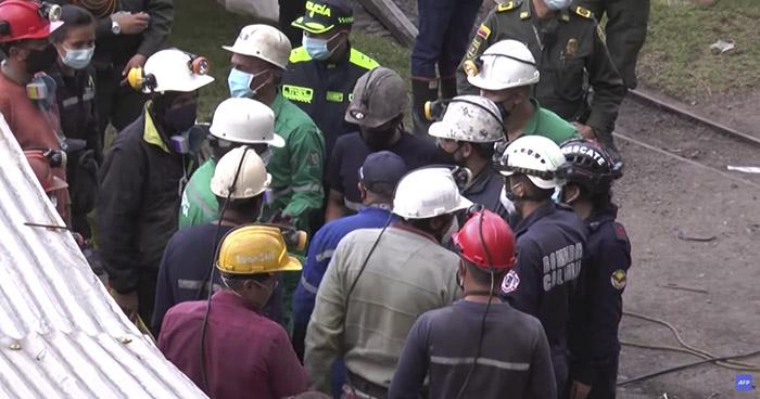 Explosión accidental en mina ilegal de carbón en Colombia deja 12 muertos