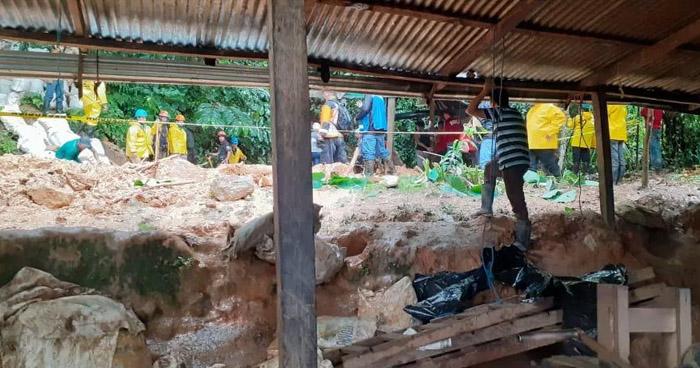 Huracán Eta deja tres muertos en Nicaragua y Honduras