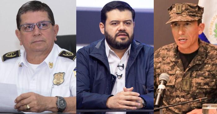 Comisión Política analiza interpelar al Director de la PNC, Ministro de Defensa y de Seguridad