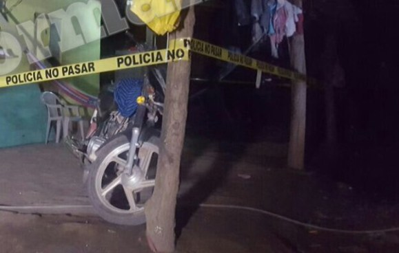 Asesinan a Custodio de centros penales en Moncagua, San Miguel