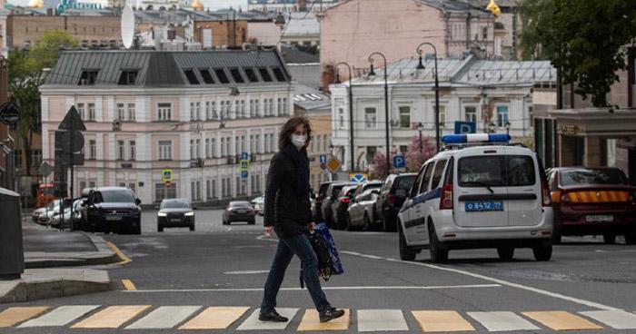 Moscú levantarán las principales restricciones impuestas por COVID-19