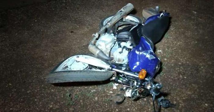 Sargento de la Fuerza Armada muere en accidente de motocicleta en Sonsonate