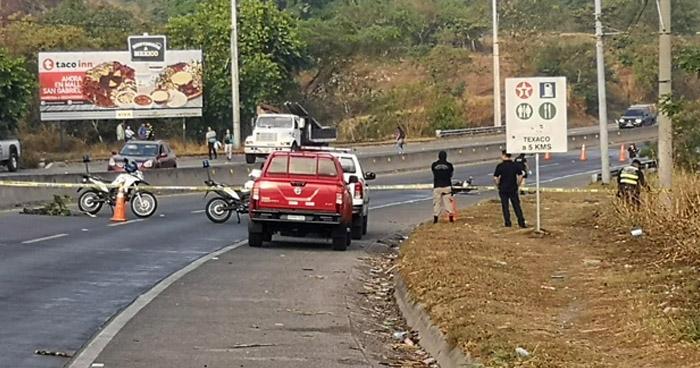 Un fallecido tras fuerte accidente en carretera de Oro