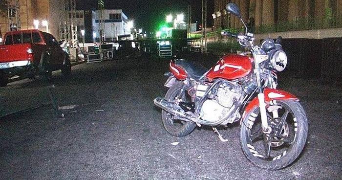Capturan a motociclista con 400° de alcohol en Avenida Cuscatlán