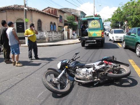 Aumenta accidente en motociclistas