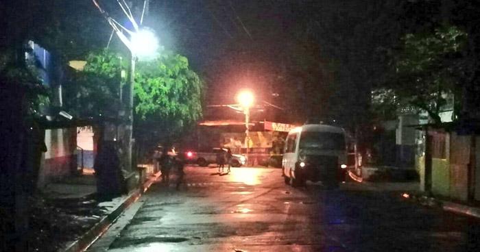 Pandilleros asesinan a motorista de la ruta 33-B en Mejicanos