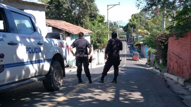 Asesinan a mototaxista cerca del polideportivo de Nejapa